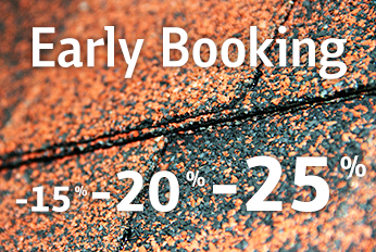 "Promoție ""Early Booking"""